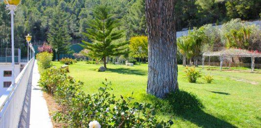 Jardin casa montgrau
