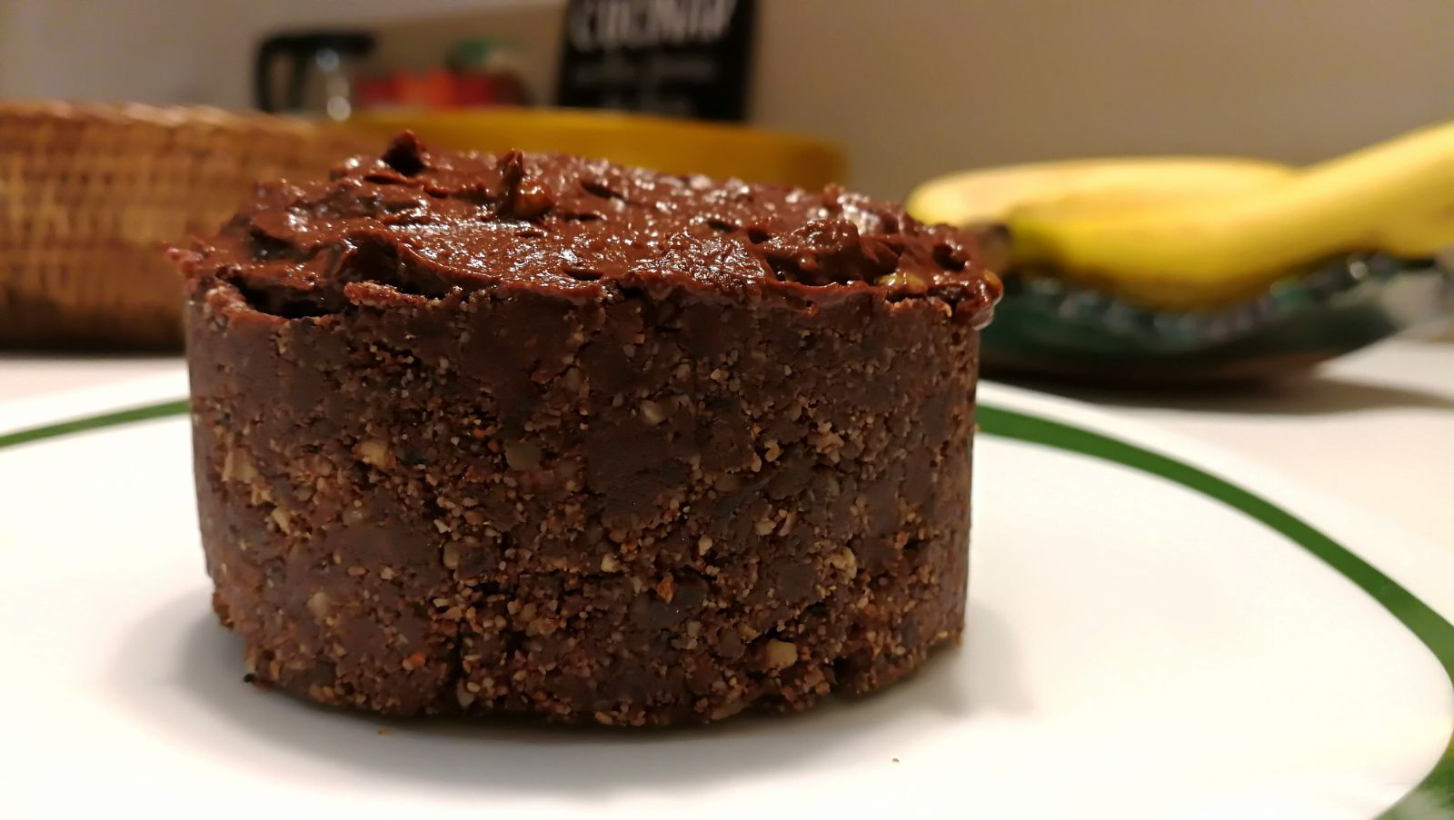 Brownie Raw