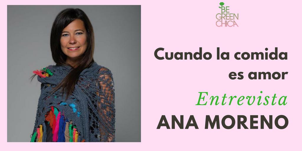 Entrevista a Ana Moreno