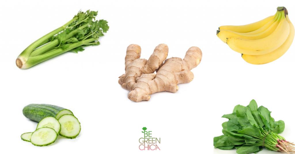 alimentos que reducen tus gases